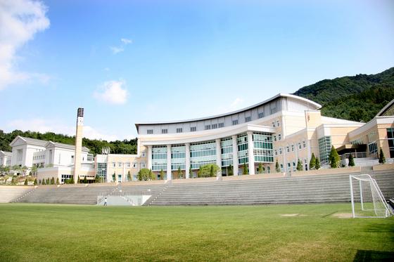 청심국제중학교 전경. 중앙포토