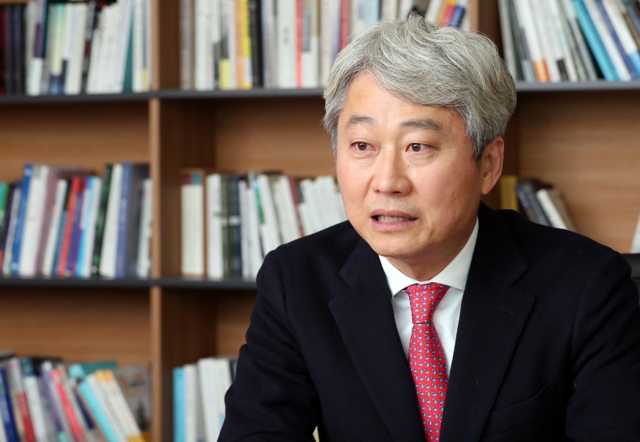 김근식 경남대 교수. 최정동 기자