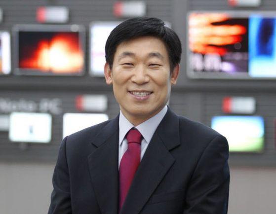 장원기 전 삼성전자 사장. 중앙포토