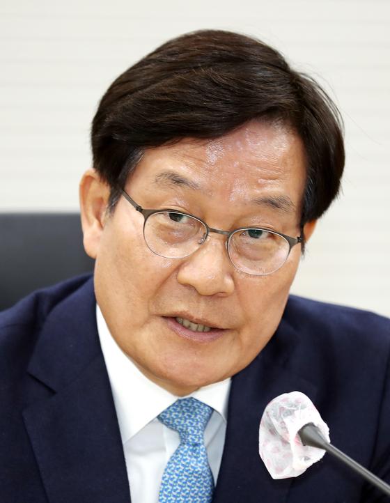 신동근 더불어민주당 의원.〈저작권자(c) 연합뉴스, 무단 전재-재배포 금지〉