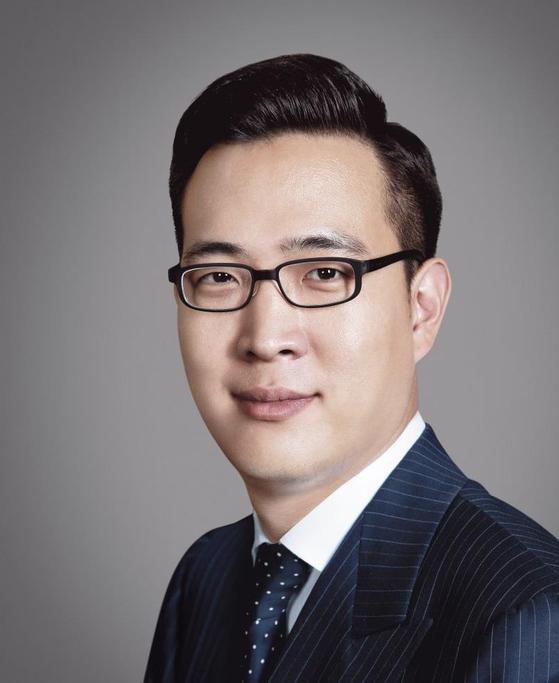 한화그룹 3남 김동선 전 한화건설 팀장. 사진 한화