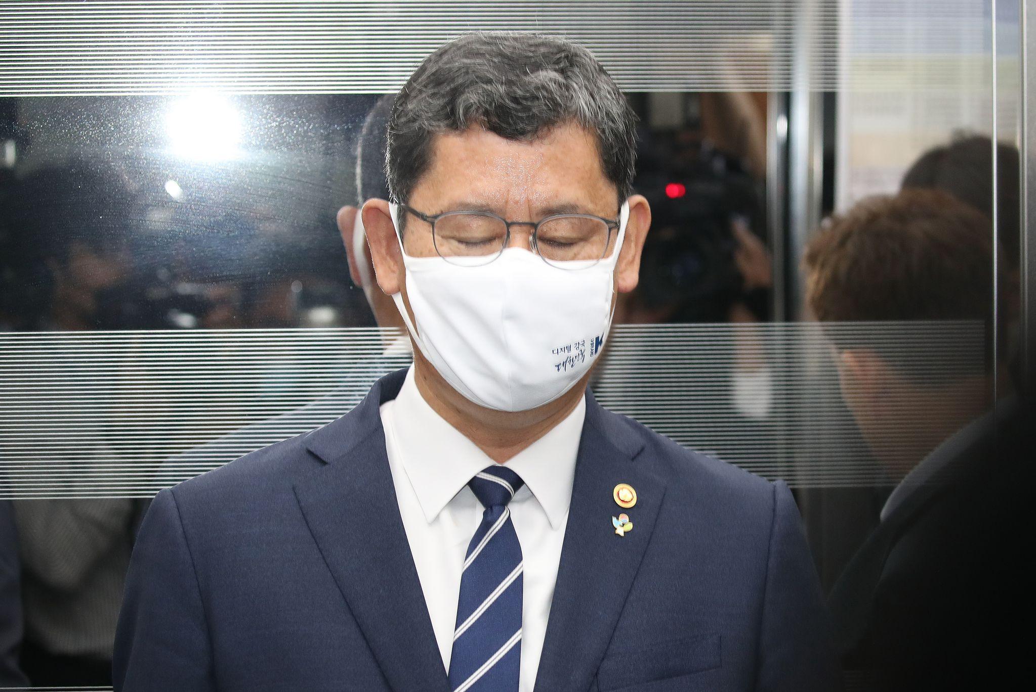 김연철 통일부 장관. 오종택 기자