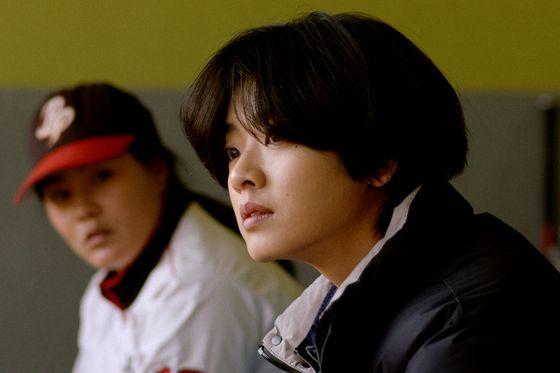 영화 '야구소녀'. [사진 싸이더스]