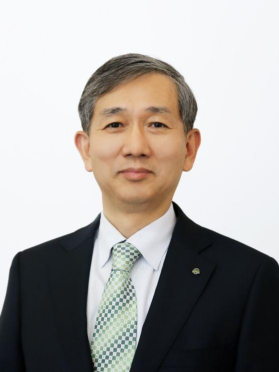 황성엽 신영증권 신임 대표이사. 신영증권