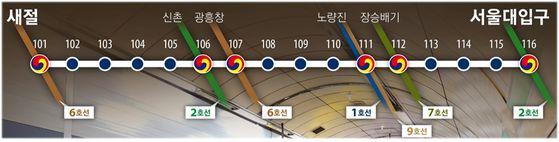 서울시가 22일 은평구와 관악구를 잇는 서부선 경전철이 민자적격성을 통과했다고 밝혔다. [사진 서울시]