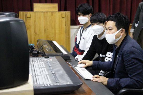 LINC+ 사회맞춤형학과, 유튜버와 협업 등 실무 교육 진행
