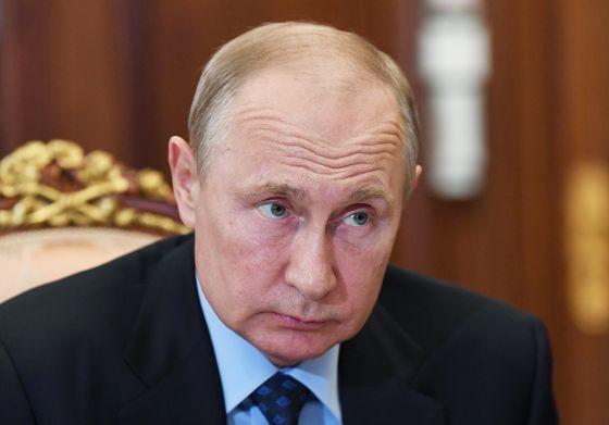 블라디미르 푸틴 러시아 대통령.[연합뉴스]