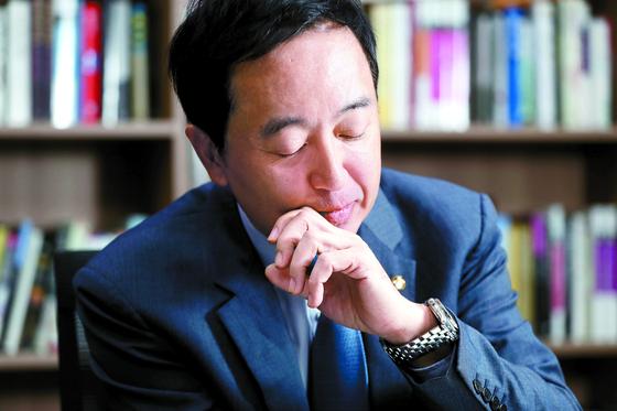 금태섭 전 의원. 중앙포토