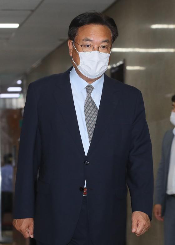 정진석 미래통합당 의원. 연합뉴스