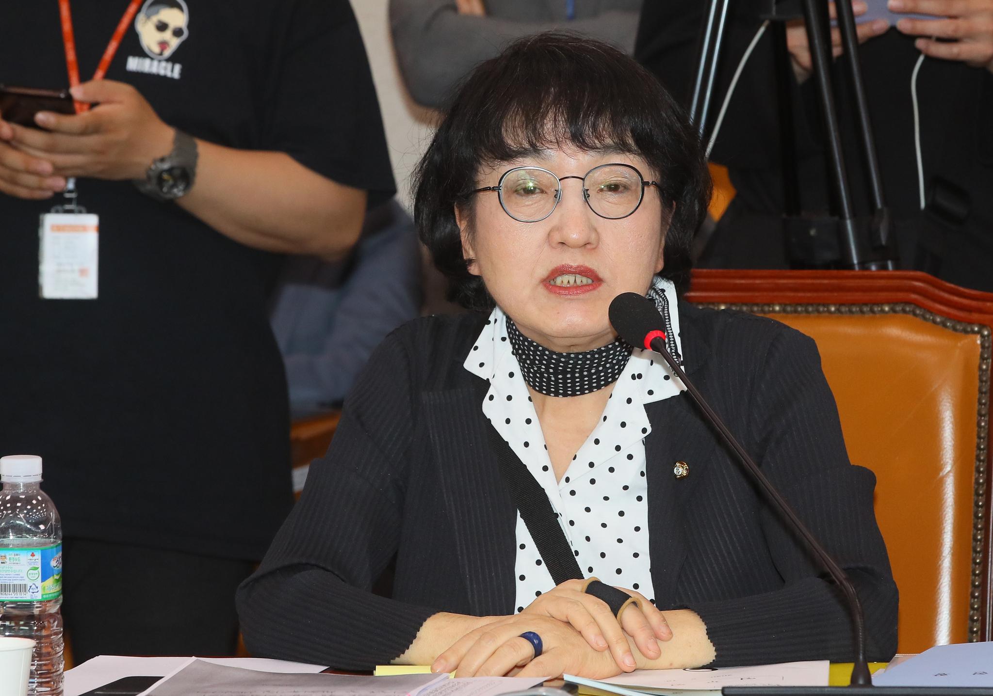 김진애 열린민주당 의원. 연합뉴스