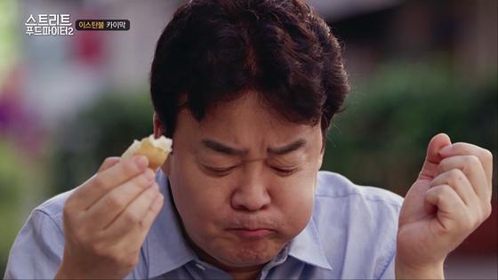 방송인 백종원씨 [KBS '스트리트 푸드파이터2' 방송 캡처]