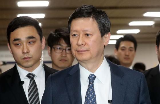 신동주 SDJ코퍼레이션 회장(전 일본 롯데홀딩스 부회장). 중앙포토