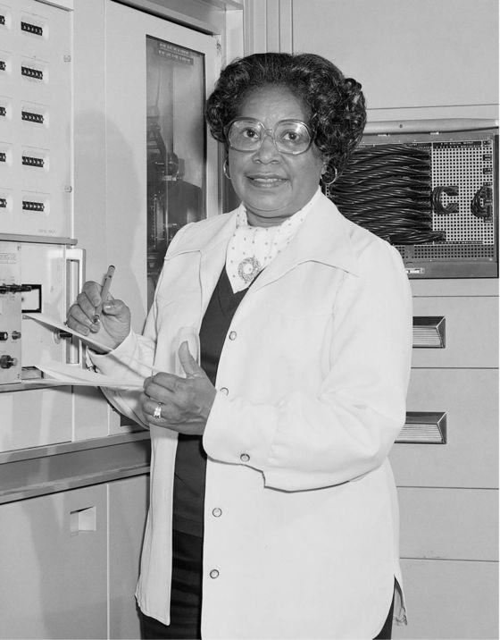 메리 윈스턴 잭슨. 미 우주항공국(NASA)에서 최초의 아프리카계 미국인 여성 엔지니어로 근무했다. [NASA 제공]