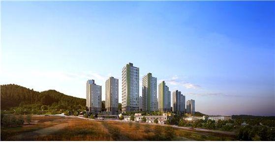 경기 광주 초월읍 13년 만에 새 아파트