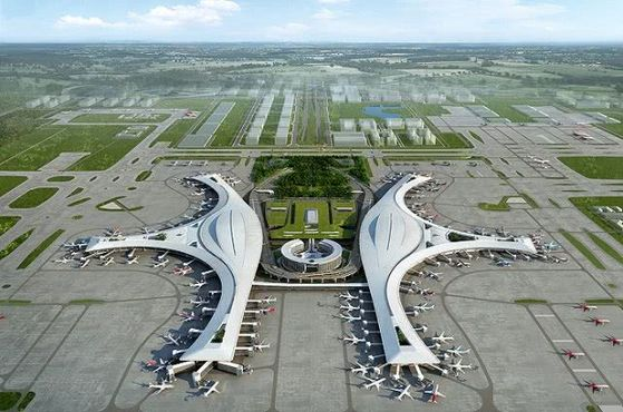 中 청두(成都) 티엔푸국제공항 내년 개항