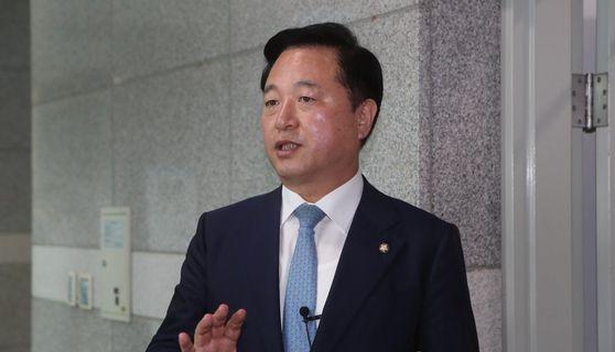 더불어민주당 김두관 의원. [연합뉴스]