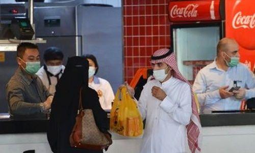 사우디아라비아 시민. AFP=연합뉴스