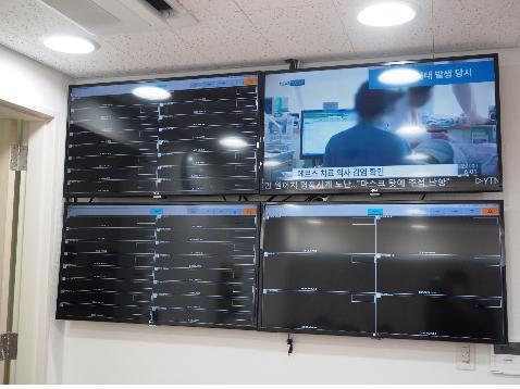 경기의료원 이천병원이 운영하는 입원환자 비대면 진료 시스템. 이천병원