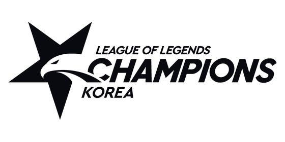 LCK 로고.
