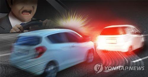 일본 정부가 보복 운전을 위법 행위로 규정하고 엄중한 처벌에 나선다. [연합뉴스]