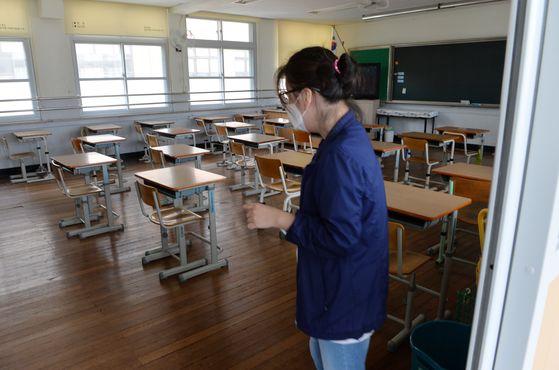 대전 초등생 연쇄 감염…정은경 교내 학생간 전파 의심된다