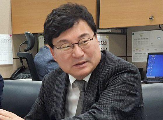 이상직 더불어민주당 의원. 연합뉴스