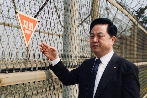 김두관 민주당 의원. [페이스북 캡처]