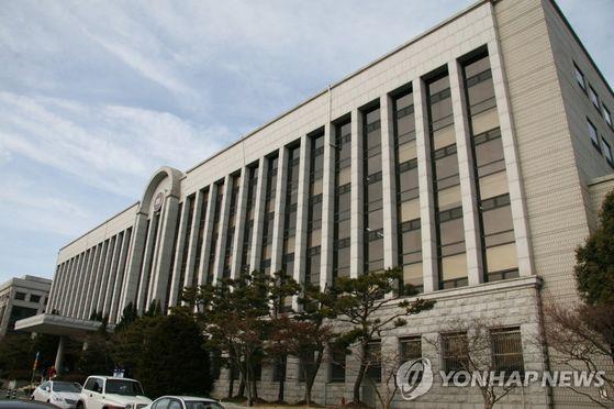 창원지방법원. 연합뉴스