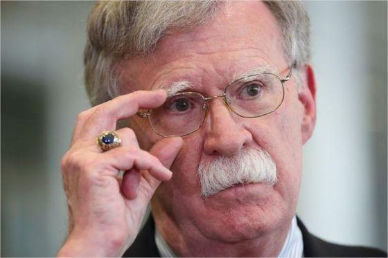 반 트럼프 기수된 볼턴 재선되면 한·일 동맹 탈퇴 가능성