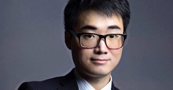 주홍콩 영국 총영사관 직원 사이먼 정. [로이터=연합뉴스]