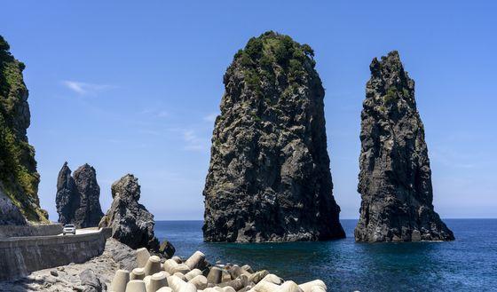 에메랄드빛 바다 끼고 44.55㎞···코로나 제로 섬을 달린다