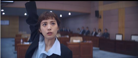 KBS 수목드라마 '출사표'의 한 장면 [사진 KBS]