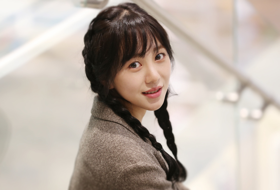 배우 권민아. 일간스포츠