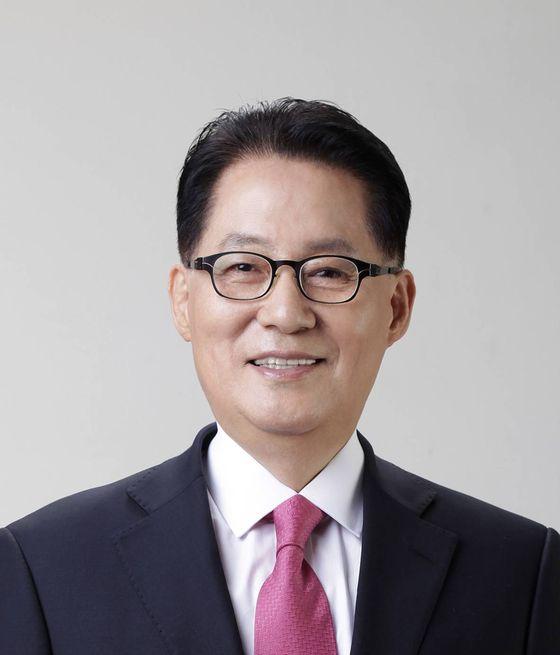 박지원 국가정보원장 내정자. 사진 청와대