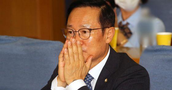 홍영표 더불어민주당 의원. [연합뉴스]