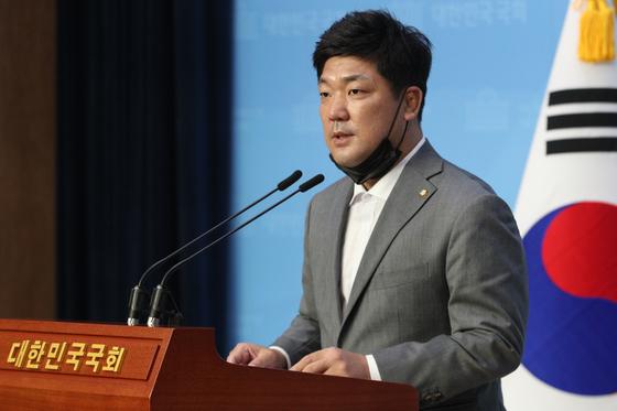 고 최숙현 선수 사건 관련 추가 피해자들이 기자회견을 연다. [뉴스1]