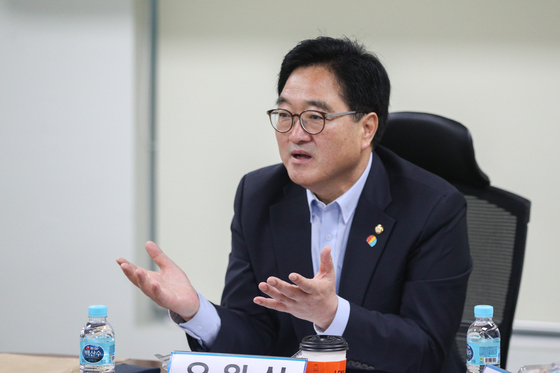 우원식 더불어민주당 의원. 뉴스1