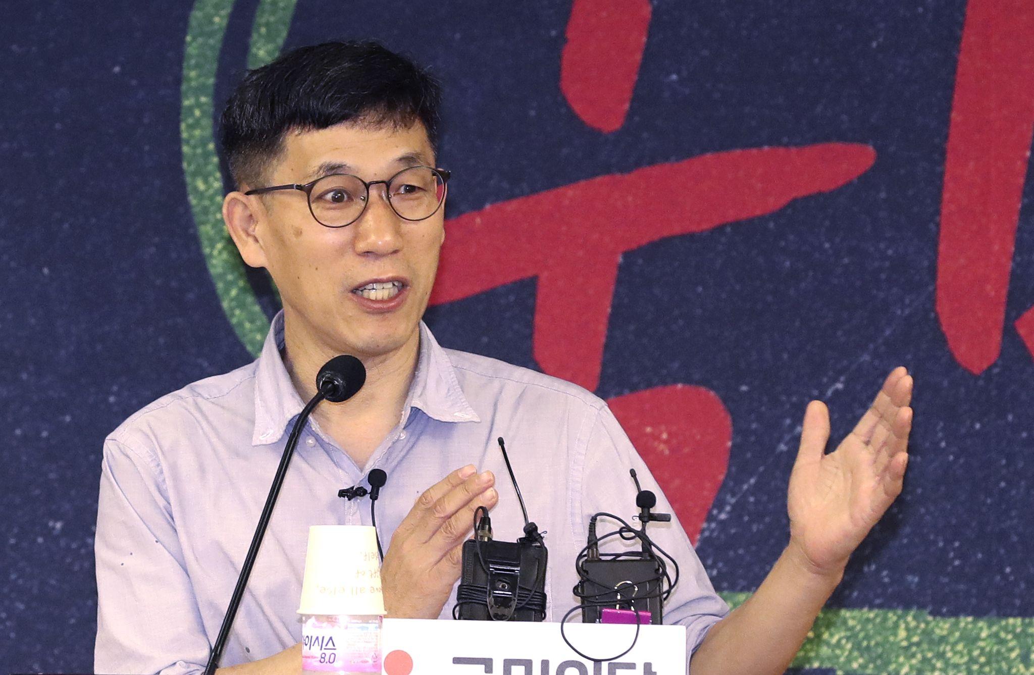 진중권 전 동양대 교수. 중앙포토