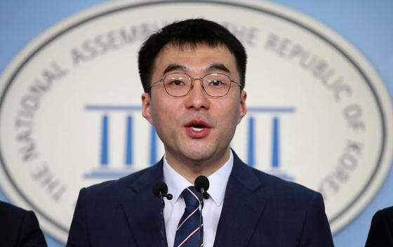 김남국, 곽상도에 반격 대구의원이 잠실에 집, 얼마 버셨나