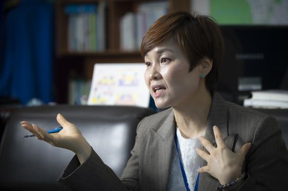 임오경 더불어민주당 국회의원. [전민규 기자]
