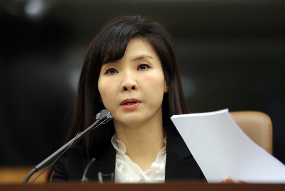 법무부 양성평등정책 특별자문관 서지현 검사. 뉴스1
