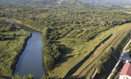 비무장지대(DMZ) 가로지르는 한탄강. 연합뉴스