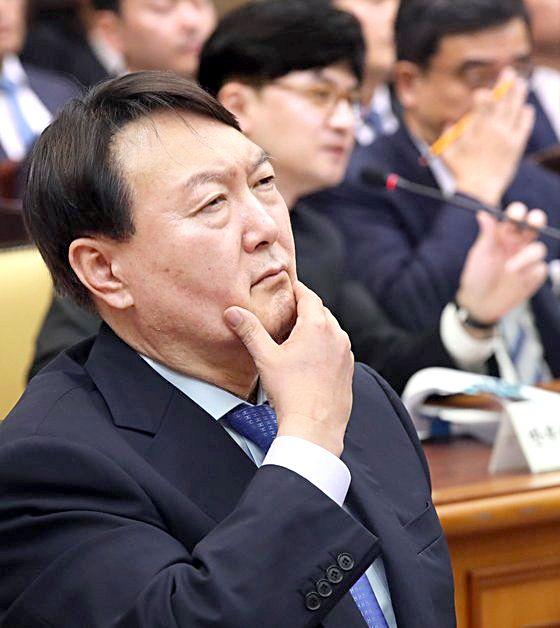 윤석열 검찰총장. 우상조 기자