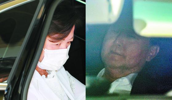 추미애 법무부 장관과 윤석열 검찰총장[뉴스1‧연합뉴스]