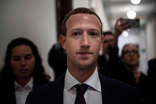 마크 저커버그 페이스북 CEO가 7일(현지시간) 미국 시민단체 대표들과 만났다.