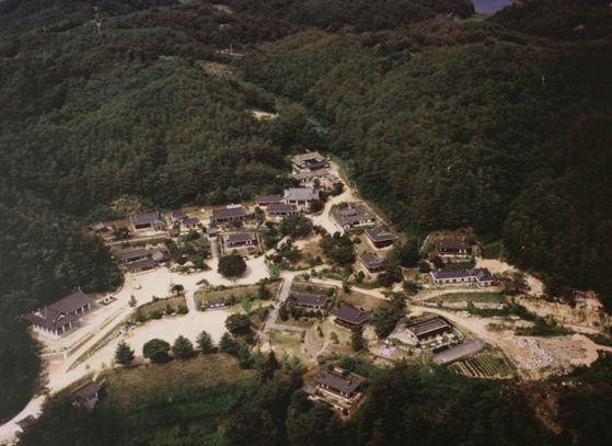 안동은 오백년이 넘는 문화와 역사를 가진 공동체 마을이 많다. [사진 군자마을 홈페이지]