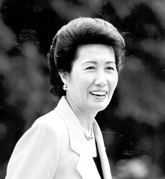 박정희 전 대통령의 장녀이자 박근혜 전 대통령의 이복언니인 박재옥씨가 8일 별세했다. 향년 84세.  연합뉴스