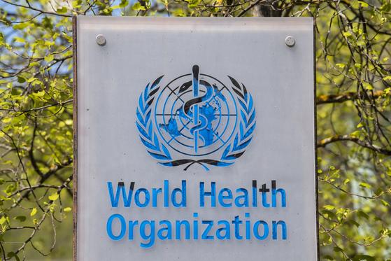 스위스 제네바의 세계보건기구(WHO) 본부. EPA=연합뉴스