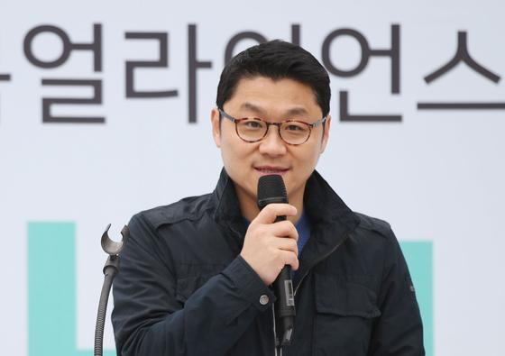 유준원 상상인그룹 대표 [뉴시스]