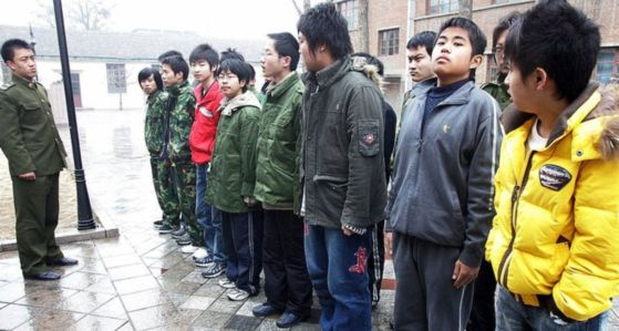 중국에서 2009년부터 인터넷 중독을 일종의 정신병으로 규정하면서 이를 치료하기 위한 캠프가 우후죽순 생겨났다. [차이나 US 포커스 트위터]